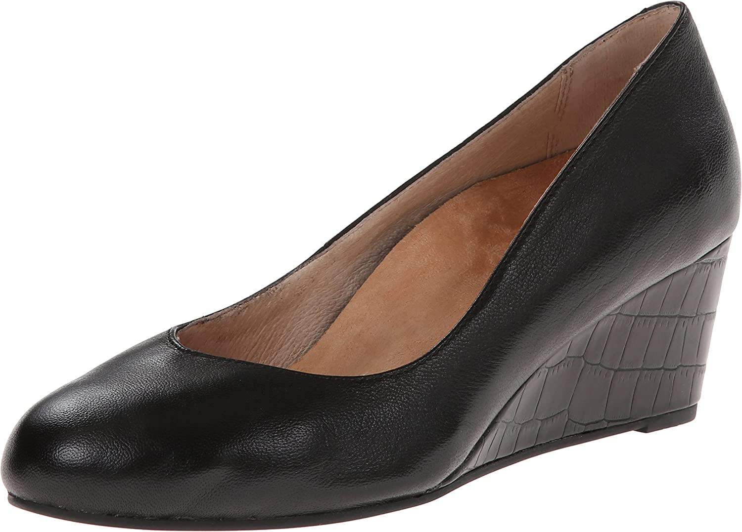 Orthaheel Women's Vionic, Antonia Mid Heel Wedge Pumps