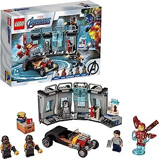 LEGO 76167 Marvel Avengers Iron Man Armory, Hall of Armor Extension Set