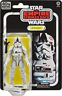 Star Wars E8079 The Black Series AT-AT Driver 6-inch Scale Star Wars: The Empire Strikes Back 40TH Anniversary Collectible Figure, Ages 4 and Up