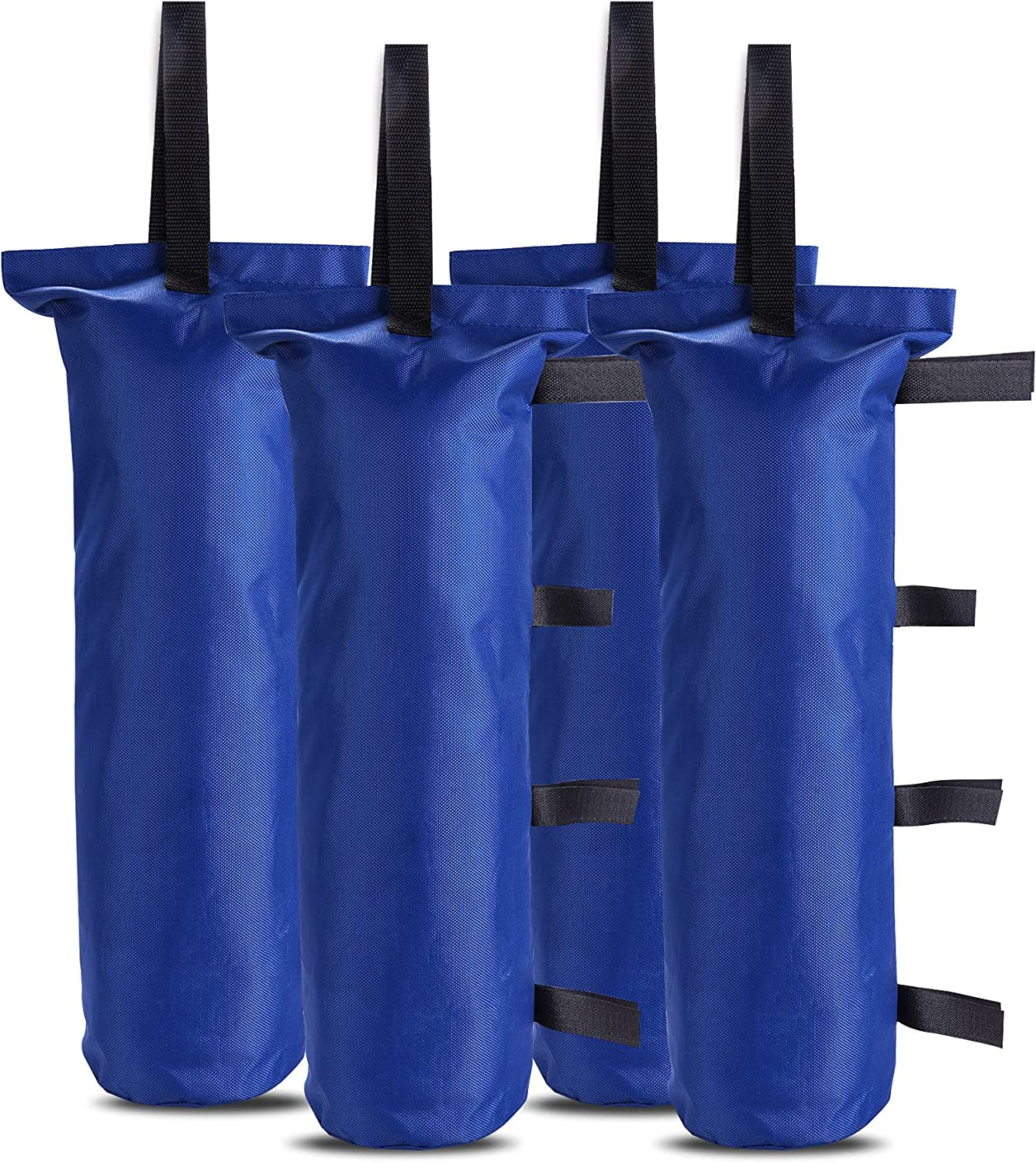 4 Pack 112 LBS Omaha Mall Canopy In a popularity Sandbags Up Pop Bags Outdoor Weight Can