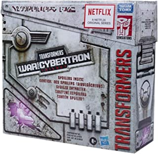 Transformers War for Cybertron Trilogy Ultra Magnus Exclusive Leader Action Figure [Spoiler Pack]