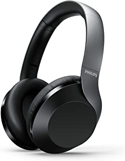 Philips Active Noise Cancelling Wireless Headphones One Size TAPH805BK/27