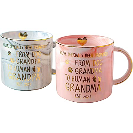 Details about  /Pregnancy Announcement For Grandparents To Be Coffee Mugs For Grandparents