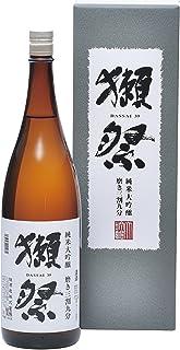 獺祭(だっさい) 純米大吟醸 磨き三割九分 DX箱入り [ 日本酒 山口県 1800ml ] [ギフトBox入り]