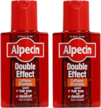 Alpecin Double Effect Shampoo 200 ml Pack of 2