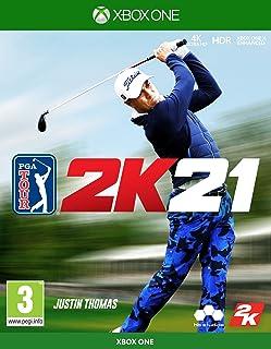 PGA Tour 2K21 (Xbox One) - UAE NMC Version
