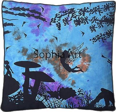 Amazon.com: Sofía Art - Funda de cojín para suelo indio ...