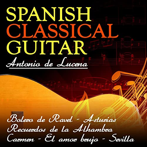 Bolero De Ravel - Guitarra de Antonio De Lucena en Amazon Music ...