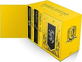 Harry Potter Hufflepuff House Editions: J.K. Rowling - Hardback Box Set: 1-7