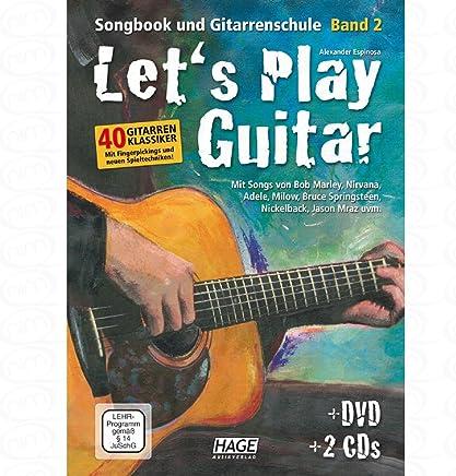 Let s Play Guitar 2 – Arreglados para Acordes de guitarra – – con DVD –