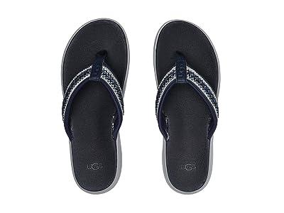 UGG Union Flip-Flop Tasman (Dark Sapphire) Men