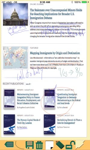 『ペン ノート Pro - 手書き メモ帳, お絵かき 手帳, 写真 描く ブック』の5枚目の画像