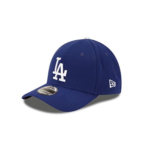 9af7dbded6373 New Era MLB Los Angeles Dodgers Team Classic Game 39Thirty Stretch Fit Cap
