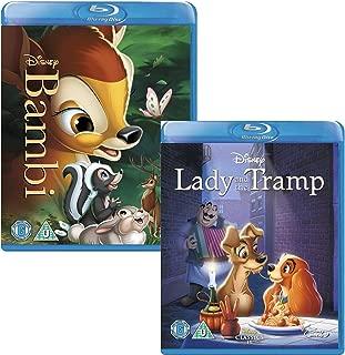 Bambi - Lady and the Tramp - Walt Disney 2 Movie Bundling Blu-ray
