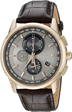 Citizen Watches - AT8113-04H World Chronograph A-T