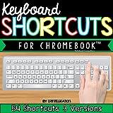 Chromebook Keyboard Shortcuts Hotkeys - 54 Posters - 3 Styles