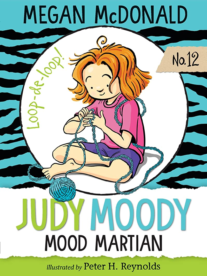 細胞取り囲むとJudy Moody, Mood Martian (English Edition)