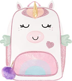 Unicorn Backpack for School - Large Size to fit All School Supplies - Dimensions 15