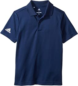 adidas Golf Kids - Performance Polo (Big Kids)