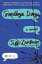 Best goodbye days book Reviews