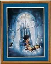 Ron DiCianni SPIRITUAL WARFARE by Framed Prayer Spiritual Father Son Art