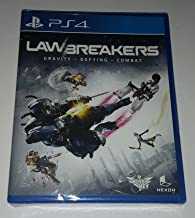 Lawbreakers [PS4] Limited Run Games Release