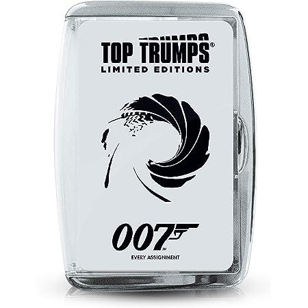Top Trumps James Bond 007 Card Game