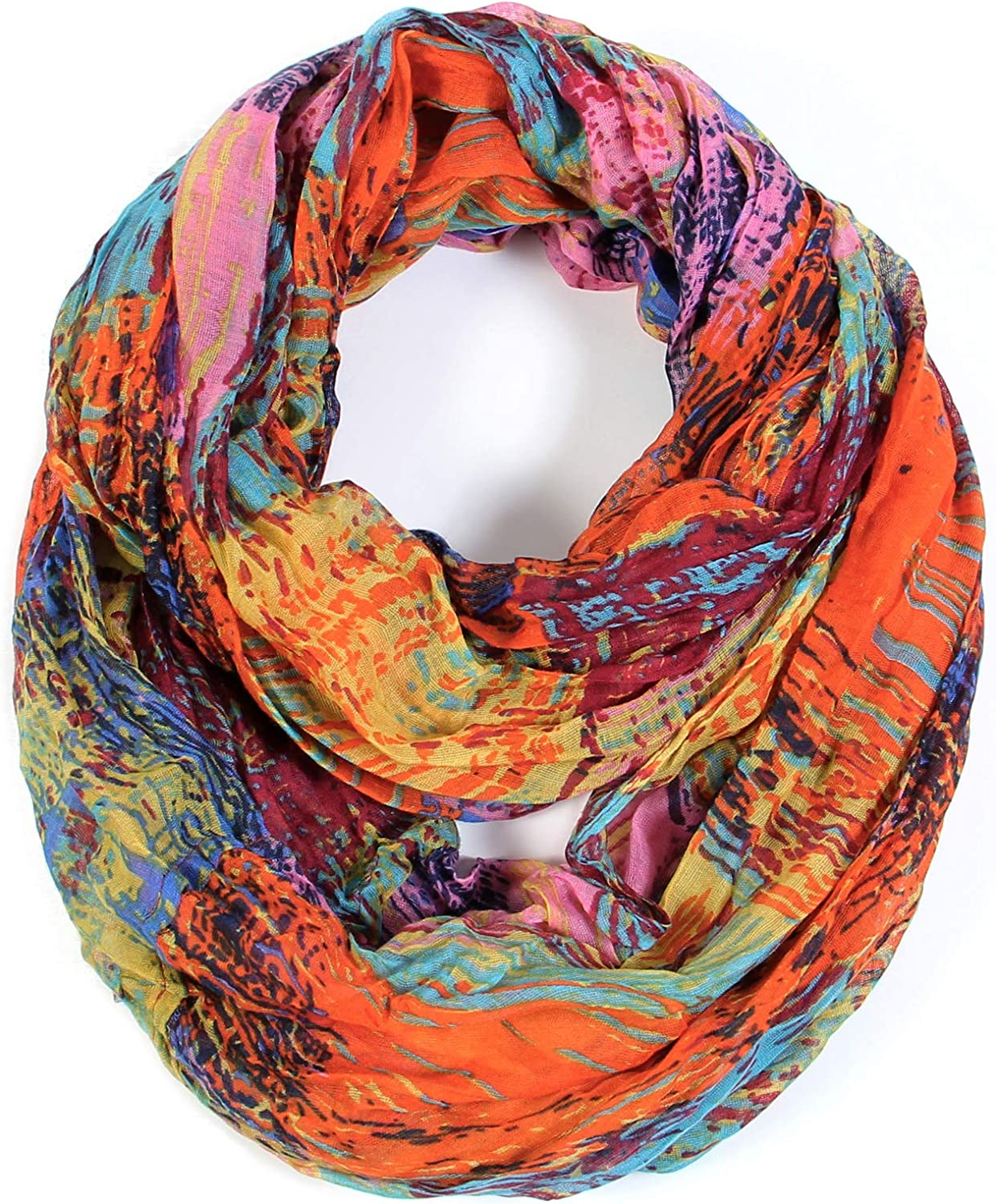 Scarfand's Spring Fashion Mixed Color Oil New sales Infini Paint Recommended Versatile