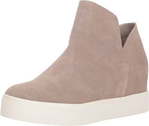 Steve Madden Wohommes Wrangle paniers, Taupe Suede, 9 M US