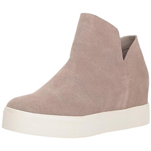 62c75a87039c7 Beige Platform Wedge Sneaker: Amazon.com