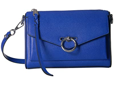 Rebecca Minkoff Jean Mac (Bright Blue) Cross Body Handbags