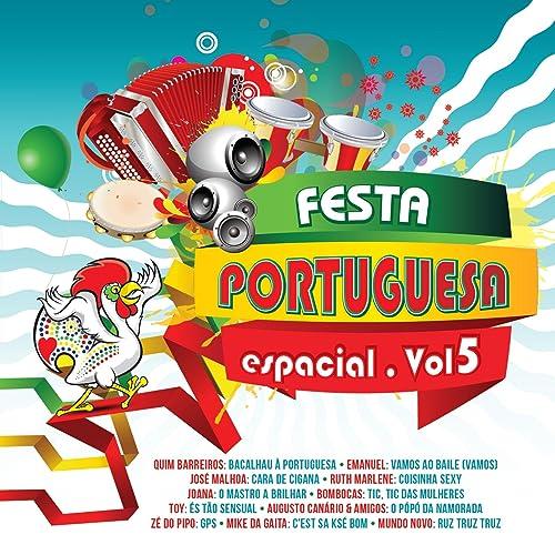 Espacial Festa Portuguesa Vol. 5