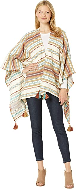 Paloma Stripe Wrap