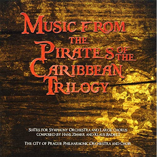Music From The Pirates Of The Caribbean Trilogy by The City
