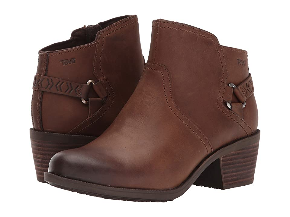 Teva Foxy WP (Brown) Women