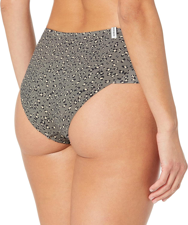 Body Glove Women's Standard Coco High Waisted Bikini Bottom Swimsuit