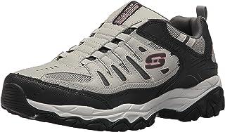 حذاء رجالي من Skechers Afterburn M. Fit Wonted Loafer