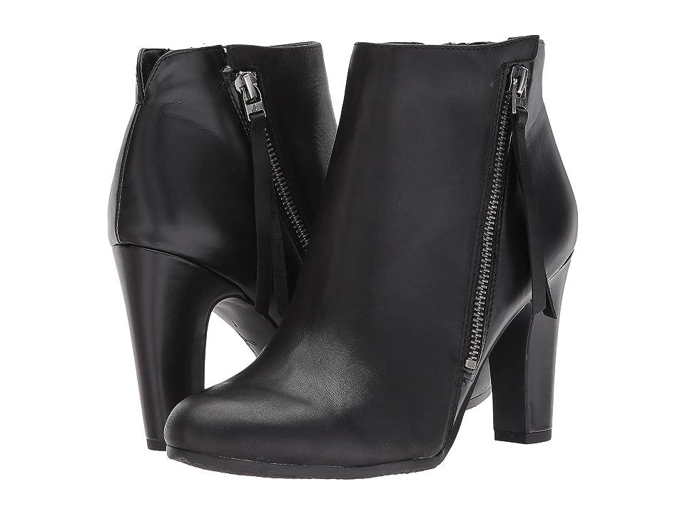 Sam Edelman Sadee (Black Modena Calf Leather) Women