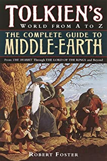 Best middle earth guide Reviews