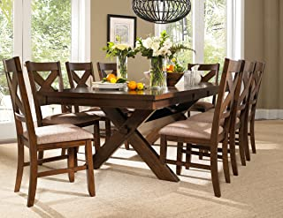 Best 8 people dining table Reviews