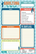 Adulting Note Pad (To Do List)