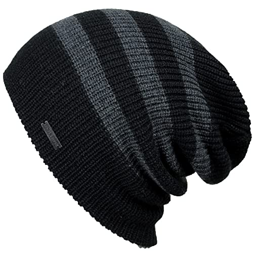 66d6a8373a1 Slouchy Beanie for Men   Women by King   Fifth