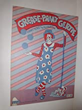 Grease-Paint Gertie (Successful Schaum Sheet Music Level 3, 58-42)