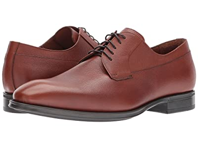 Aquatalia Decker (Cognac Scotch Grain) Men