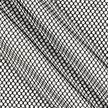 Carr Textile Air Mesh Black Fabric By The Yard