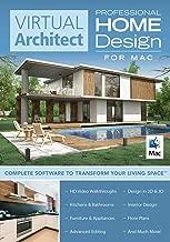 Virtual Architect Home Design for Mac Professional [Mac Download]