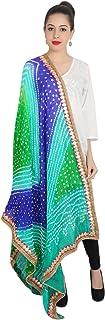 Scarf Indian Duppata Set For Kurti & Kameez Top Wear Multi