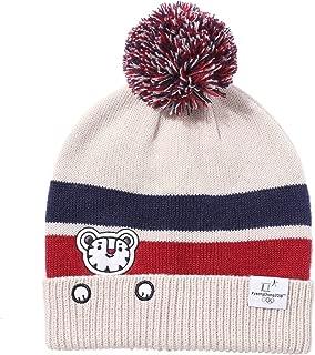 Soohorang Beanie Knitt Korea 2018 Pyeongchang Winter Olympics Mascot Beanie