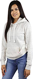 StyLeUp Women's Basic Pullover Hoodie Sweater Lightweight Warm Fleece Lining
