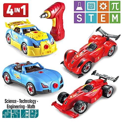 Super Engineer Building Set 160 Pcs Build Big Colorful Models Trucks Race...